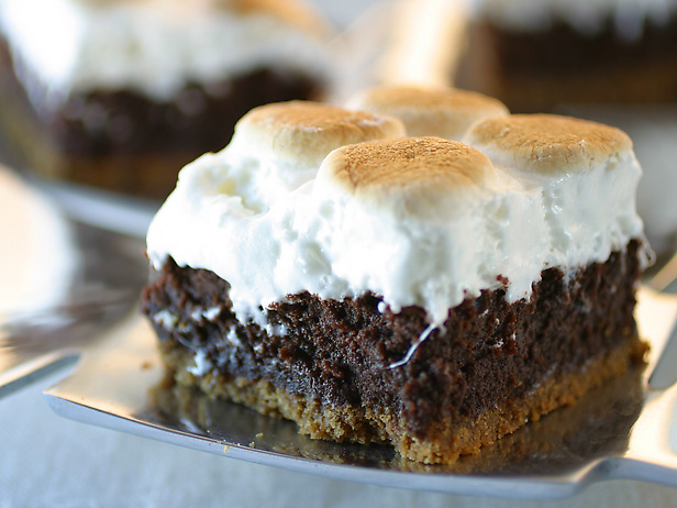 Rudy's Recipe: S'mores Brownies